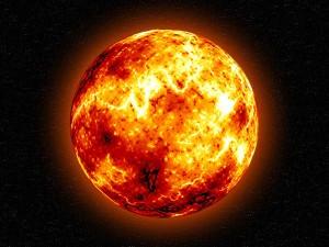 jorden i flamme